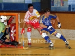 European League HBU v C P Vic