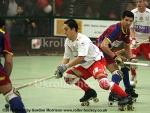 EURO LEAGUE St Omer v Barcelona 2010